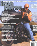 iron horse cover