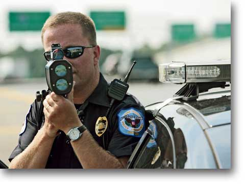 Image result for speed gun detector