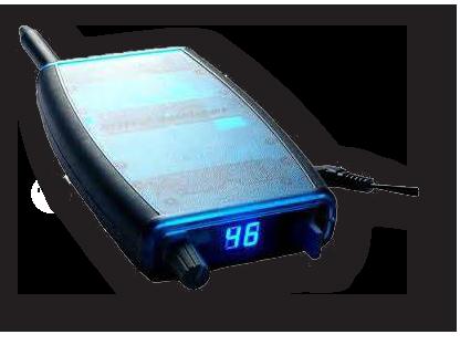 portable police radar jammer