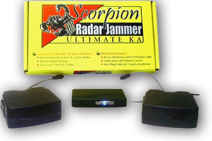 scorpion radar jammer
