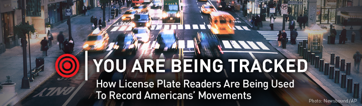 ANPR ALPR Privacy License Plate Recognition Systems - ACLU