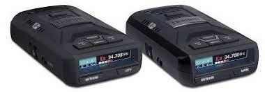Uniden R Series of Radar Detectors