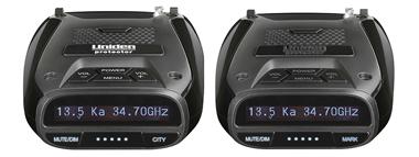 Uniden DFR6 & Uniden DFR7 Radar Detectors